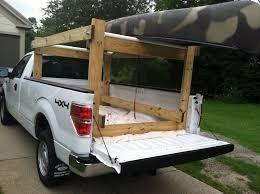 Howdy Ya Dewit!: Easy Homemade Canoe, Kayak, Ladder and Lumber Rack ...