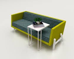 modern office sofas. Modern Office Furniture Kontemporer Colorful Kulit Eksekutif Kantor Sofa Ruang Hotel Penerimaan Sofas E