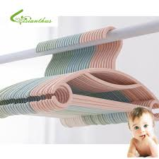 Baby Coat Rack Kids Clothes Hangers 100PcsLot Outdoor Clothes Drying Rack Children 47