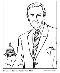 Small Picture 50 best Presidents images on Pinterest Coloring pages Free