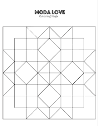 Free quilting templates are provided whenever they are needed to create one of the many quilt block patterns on the generations quilt patterns website. Woodberry Way Moda Love Quilt Along And Coloring Page