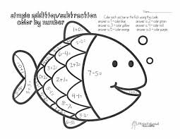 Coloring Pages Ideas First Grade Math Coloring Worksheets Pages 2nd