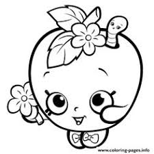 12 Best Shopkins Coloring Pages Images Coloring Pages Coloring