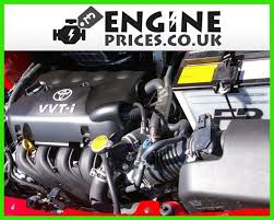 Buy Used & Reconditioned Toyota Yaris Engines, Delivery or Fitting ...
