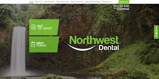 Northwest Smile Design Sesamewebdesign Dental Responsive Topnav Top Nav