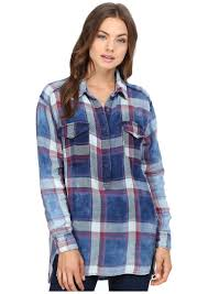 Nyc Plaid Shirt In Jitney