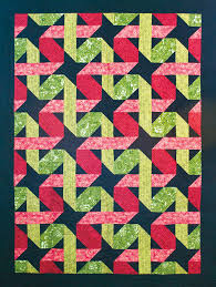 Ribbon Quilt Pattern