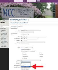 Class Schedule Marshalltown Community College
