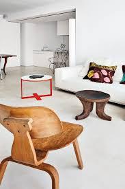 Sevilla, 74 metros cuadrados. Interior ArchitectureCharles & Ray EamesWood ChairsLiving  Room ...