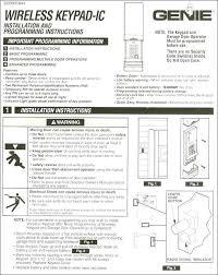 fabulous chamberlain garage door opener remote 953cd manual
