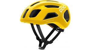 Poc Bike Helmet Size Chart Poc Ventral Air Spin Road Bike Helmet Size S 50 56cm Sulphite Yellow Matt