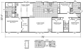 ... 4 Bedroom Double Wide Mobile Home Floor Plans 4 Bedrooms 3 Bathrooms Mobile  Home ...