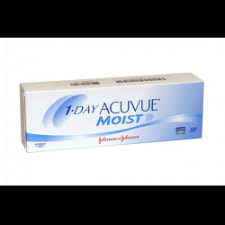 "<b>Контактные линзы</b> Johnson&Johnson ""<b>1 Day</b> Acuvue <b>Moist</b> ..."