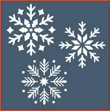 Snowflake Stencil | DIY | Pinterest | Snowflake stencil ... & Snowflake Stencil Adamdwight.com