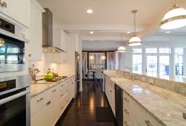 fetching pictures of galley kitchen layout design and decoration endearing modern white galley kitchen layout
