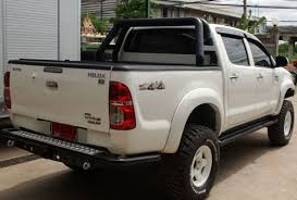 New Roller up With Roll Bar Toyota Hilux Vigo Champ 2012 Pickup ...