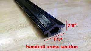 diy exterior metal handrail. diy iron x handrail wall-4 larger image diy exterior metal