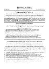 Law Enforcement Resume Objective Gorgeous Objective Statement For Finance Resume Penzapoisk