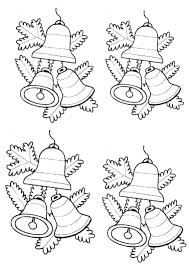 Disegno Da Colorare Natale Bimbi Piccoli Migliori Pagine Da
