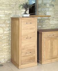 image baumhaus mobel. Image Of The Baumhaus Mobel Oak Three Drawer Filing Cabinet (COR07D) B