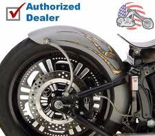 custom chrome steel motorcycle fenders ebay