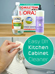 kitchen cabinet cleaner and rer recipe best diy