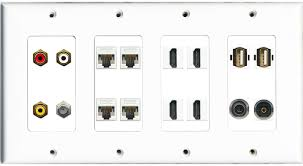 cat 5 wiring diagram wall plate cat wiring diagram collections power and hdmi wall plate