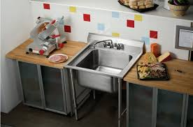 commercial kitchen sink. Kitchen Sink Cabinet With Legs / For Commercial Kitchens H