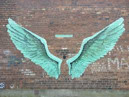 wings liverpool on angel wings wall art liverpool with where to find street art and graffiti in liverpool s baltic triangle