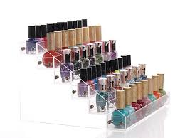 Mac Lipstick Display Stand Classy New Promotion Makeup Cosmetic 32 Tiers Clear Acrylic Organizer Mac