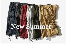2019 <b>Summer</b> Style <b>Loose</b> Baggy Denim Short <b>Men</b> Jeans Fashion ...
