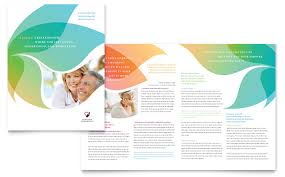 Medical Brochures Templates Gorgeous Examples Of Health Brochures Toddbreda
