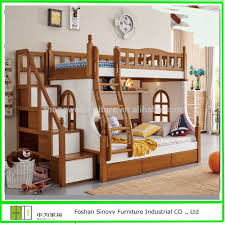 Hot Selling Kids Double Deck Bed