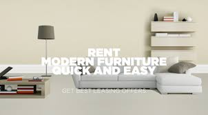 Home Furniture Rent and Leasing from Parasol Furniture Dubai