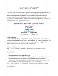 examples of resumes resume examples sample resumes for construction jobs in example of resumes hard a sample resume for a job