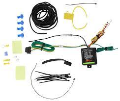 Mercedes Trailer Light Adapter Curt Powered Tail Light Converter With 4 Pole Flat Trailer