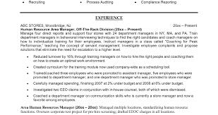 Test Manager Resume Template 5 Gigiozanon Com