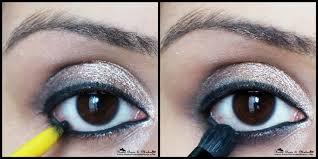 easy party eye makeup tutorial