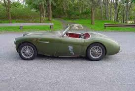 austin healey 100 4 classic car wiring diagrams austin healey 100 4
