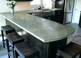 concrete countertops concrete look concrete elemental concrete concrete look concrete cost per sq
