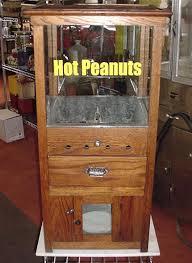 Vintage Peanut Vending Machine Beauteous The Peanut King RARE ANTIQUE PEANUT WARMER VENDING MACHINE GILLET CO