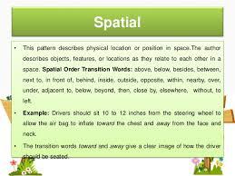 Spatial Organizational Pattern Adorable Pattern Of Organization