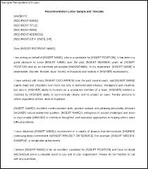 12 Examples Of Character Reference Letter Leterformat