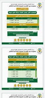 توقيت صلاة عيد الأضحى 2021 في الكويت .. مصليات العيد الكبير للنساء والرجل