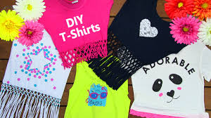 diy 5 t shirt crafts t shirt cutting ideas and projects with 5 outfits you