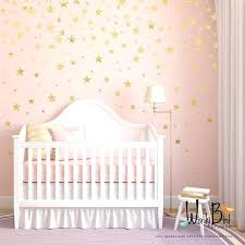 gold star wall decals gold star decal set gold confetti stars baby nursery wall decor star gold star wall decals