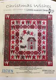 Finished Quilt Top with Dark Autumn Fabric From Kansas Troubles 60 ... & Christmas Wishes Quilt Kit by Lynette Anderson by SunValleyFabric Adamdwight.com