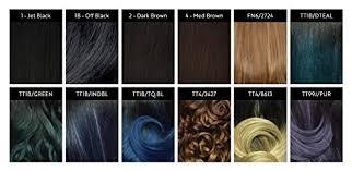 Amazon Com Bobbi Boss Mlf136 Yara Lace Front Wig Color 2 Beauty
