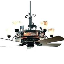 ceiling fans with lights rustic lighting and western style southwestern looking fan the home forest