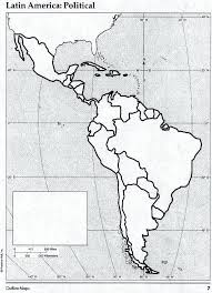 Alternative Views Blank Map Of South America To Label Tendeonline Info